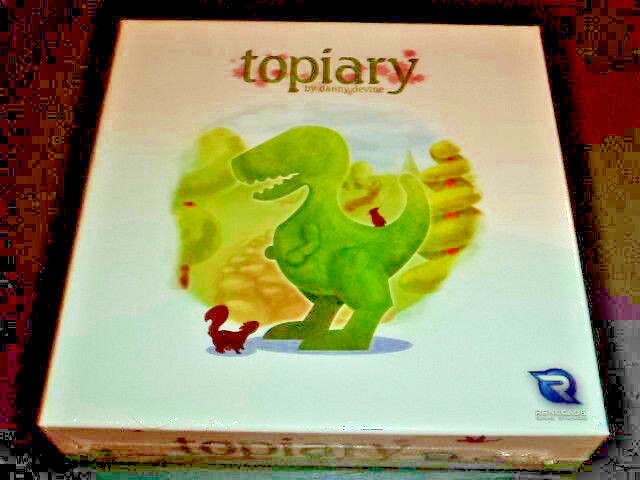 Topiary - Renegade Games Board Game New New New  8d1873
