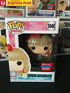 HOW-I-MET-YOUR-MOTHER-ROBIN-SPARKLES-NYCC-2020-FUNKO-POP-VINYL-FIGURE-1040-NEW