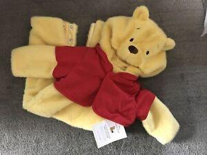 Pottery Barn Kids Baby Disney Winnie the Pooh Halloween Costume 0-6 mo NWT