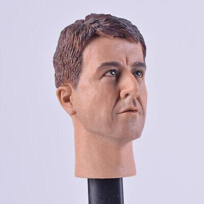 """1:6 Scale Vinnie Jones Male Head Sculpt F 12/"""" Hot ZY Toys Phicen Action Figure"""