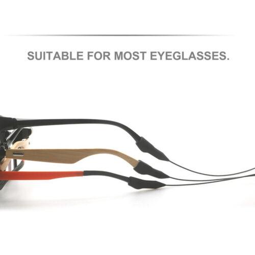 Glasses Strap Neck Cord Sport Eyeglasses Band Sunglasses Rope String Holder