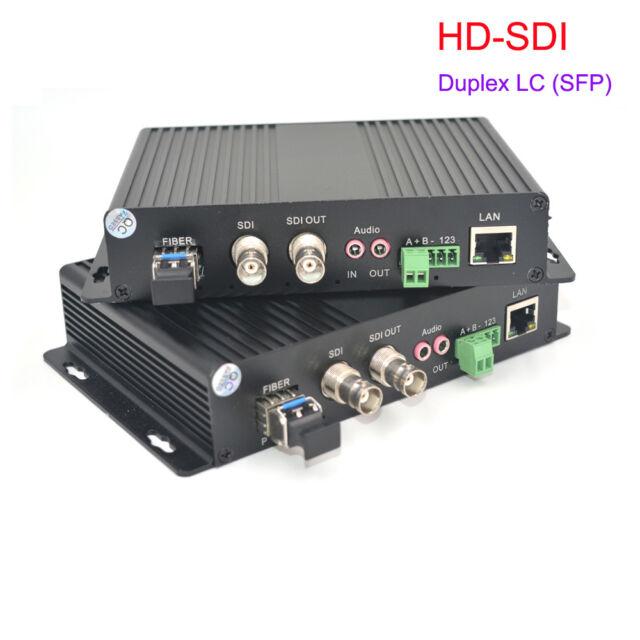 Tripp Lite Fiber Optic 10//100BaseT to 100BaseFX-ST Multimode Media Converter 2km
