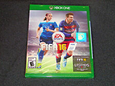 FIFA 16 (Xbox One) Standard Edition Brand New, Factory Sealed, Free Shipping