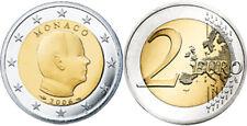 D) MONACO 2 EURO DEL 2011 FDC UNC