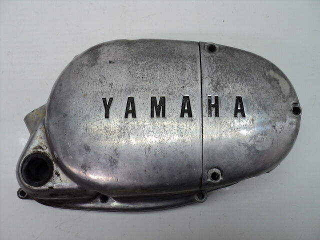 Yamaha Dt125 Dt 125 Enduro  2397 Engine Side    Clutch