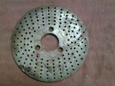 Indexing Plate Dividing Head 585 Od 1 38 Id X 30 Holes 212327293133