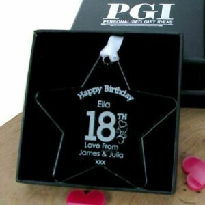 8d7c5def654 Image is loading Engraved-18th-birthday-ideas-male-female-gift-box