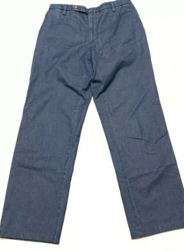Bel y Cia Pants Mens Cotton Chambray Pants Jeans 3