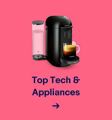 Top Tech & Appliances