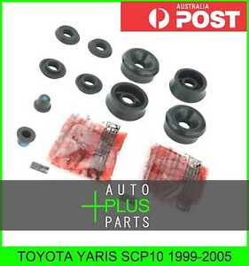 Fits-TOYOTA-YARIS-SCP10-Rear-Brake-Caliper-Cylinder-Piston-Seal-Repair-Kit