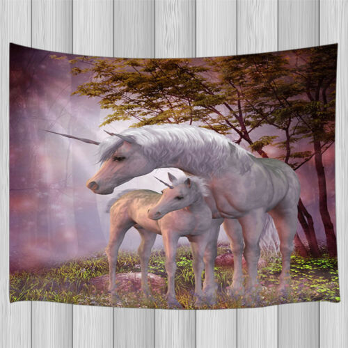 Fairy Tale World Bohemia Tapestry Wall Hanging Rug for Livingroom Bedroom Decor