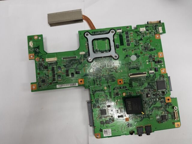 Dell Inspiron 1545 Motherboard G849F w/ Intel Pentium T4200 & Heatsink Included