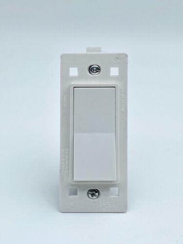 Box Of 10 Cheetah 15 Amp Designer Switch Four Way in White SASD415-W