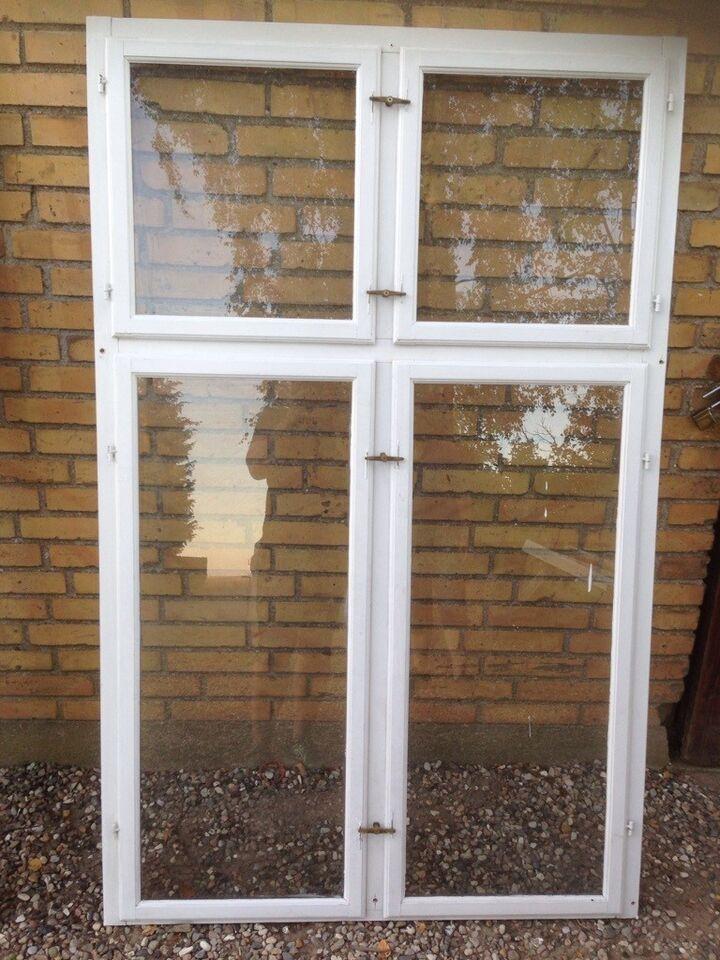 Brugte vinduer / vinduesrammer