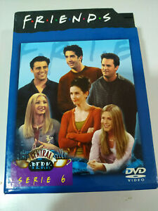 FRIENDS-TEMPORADA-SEASON-6-COMPLETA-4-DVD-DOBLE-EDICION-CAJA-DURA-CENTRAL-PERK