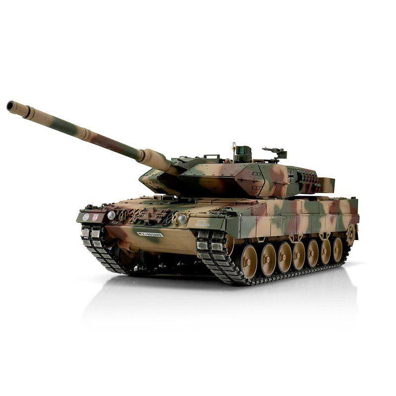 Leopard 2A6 im Maßstab 1 16 in der Torro Pro Edition