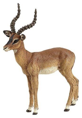 Papo 50186 Impala 9 cm Animaux Sauvages