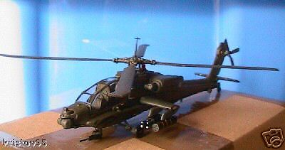 RARE HELICOPTERE MCDONNELL DOUGLAS AH-64A APACHE USA
