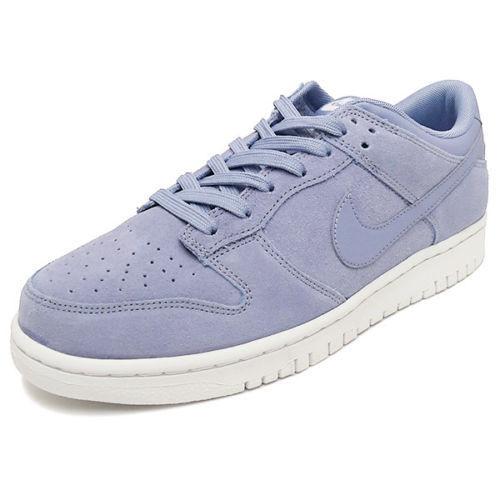 the best attitude 08e09 433c5 Nike Dunk Low Suede Suede Suede zapatos de hombres Glaciar Gris Blanco  904234 005 el mas