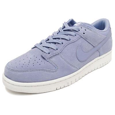 new styles 5599b 0f481 Nike Dunk Low Suede Men's Shoes Glacier Grey White 904234 005 | eBay