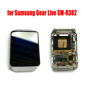 For-Samsung-Gear-Live-SM-R382-LCD-Display-Touch-Screen-Digitizer-Frame