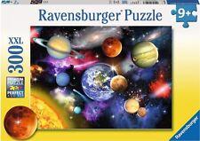 RAVENSBURGER PUZZLE*300 TEILE*SOLAR SYSTEM*SONNENSYSTEM*RARITÄT*NEU+OVP