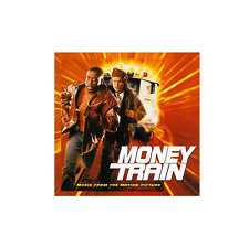 MONEY TRAIN SOUNDTRACK - 13 TRACK MUSIC CD - NEW SEALED - F893