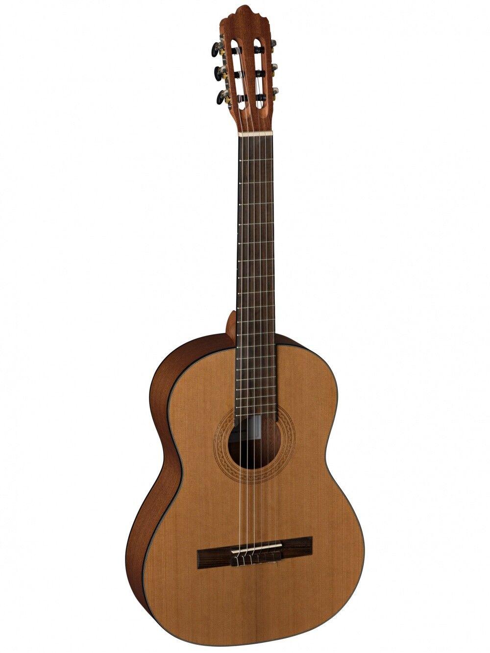 LA MANCHA Rubinito CM 4 4 Konzert Gitarre 4 4 Classic Guitar