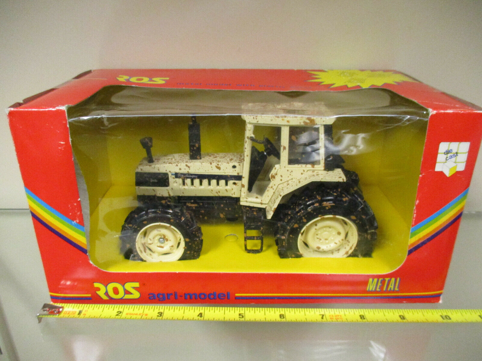 Lamborghini 1706 Muddy Version by Ros Toys Limited 1 32nd Scale