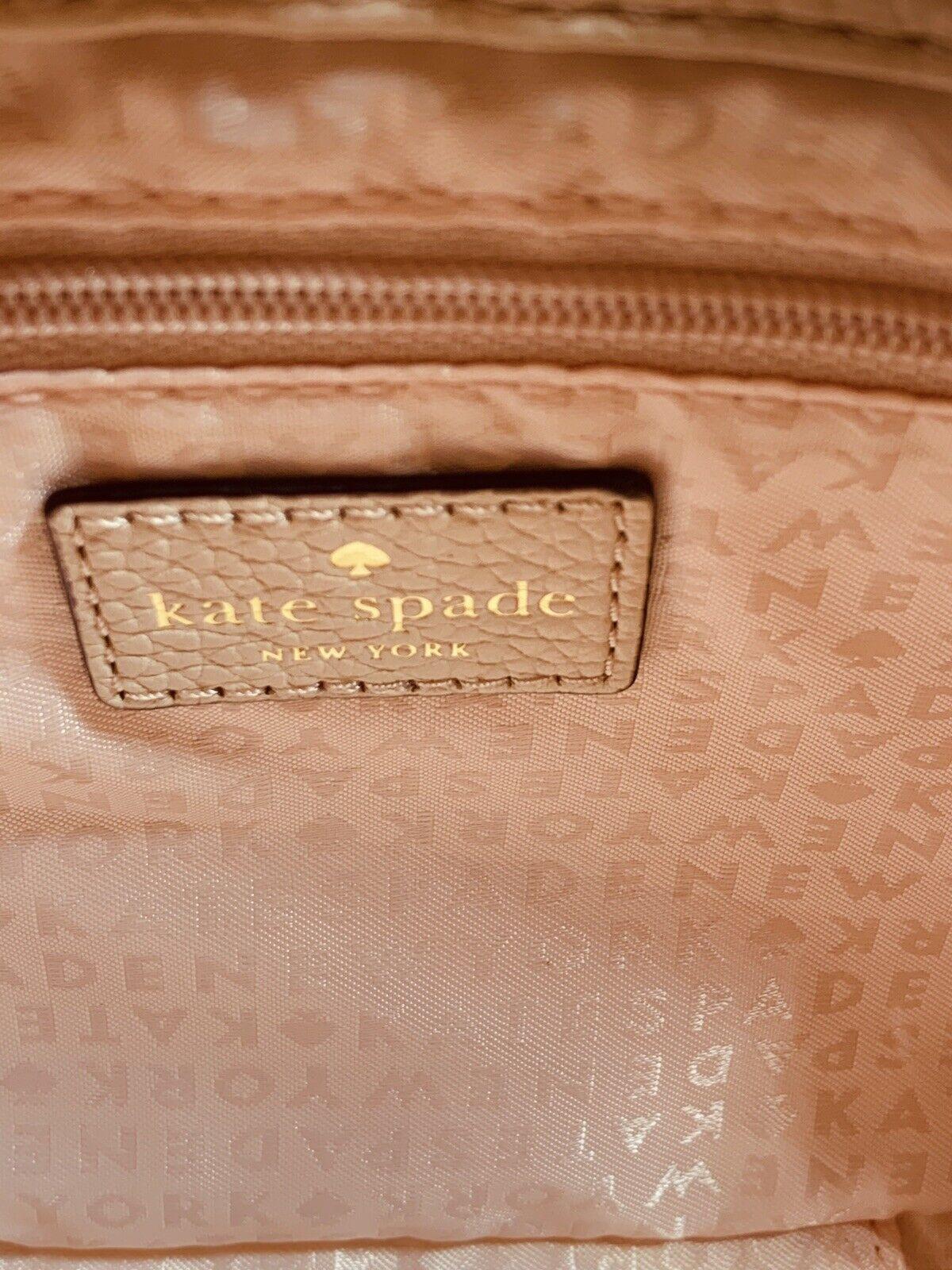 Kate Spade Crossbody Miri Chester Street Pink Med… - image 9