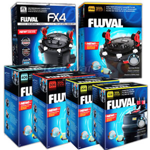 Fluval-106-206-306-406-FX6-FX4-fuente-de-alimentacion-externa-filtro-de-agua-peces-tanque-de-medios