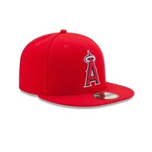 detailed look 122c8 d2099 Image is loading LOS-ANGELES-ANAHEIM-ANGELS-New-Era-5950-MLB-