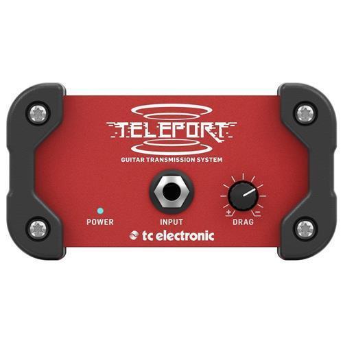 TC ELECTRONIC TELEPORT GLT TRASMETTITORE ATTIVO PER SEGNALI DI CHITARRA A LUNGA