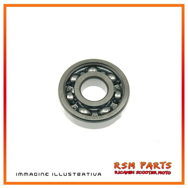 6632435 SKF Bearing 17X47X14 Aprilia Tuono 50 2T Luke (Minarelli Am6)