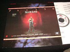 "SEA OF LOVE °PACINO°<>12"" Laserdisc<>MCA 41007"