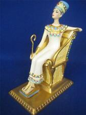 "COALPORT Egyptian Collection Limited Edition Porcelain Figurine ""KAMILAB"""