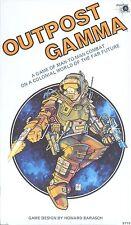 Outpost Gamma (1981) by Dwarfstar Heritage
