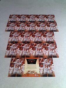 Dusty-Mangum-Lot-of-21-cards-Texas-Football