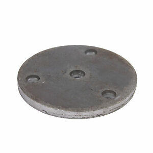200x200x12 Stahlplatte Ankerplatte Blechplatte von 100-600 mm und St/ärken von 5-30 mm