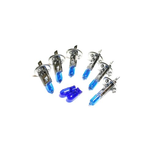 H1 H1 H1 501 55w ICE Blue Xenon Upgrade HID High//Low//Fog//Side Light Bulbs