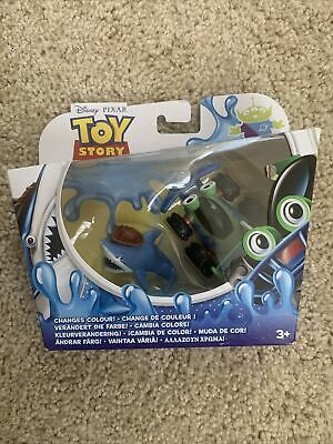 Pixar Toy Story Color Change RARE Shark And RC | eBay