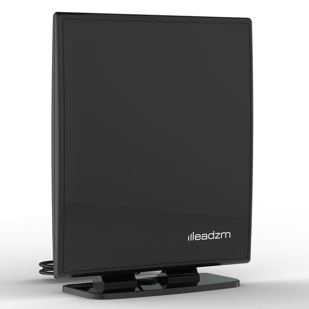 TA-103 bytopal 150Mile 1080P HD Digital Indoor Amplified TV Antenna HDTV 4K VHF/UHF Stand Base
