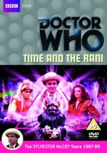Neuf-Doctor-Who-Time-Et-The-Rani-DVD