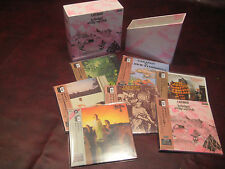 CARAVAN LAND OF GREY & PINK JAPAN REPLICA 7 OBI CD LIMITED EDITION RARE BOX SET