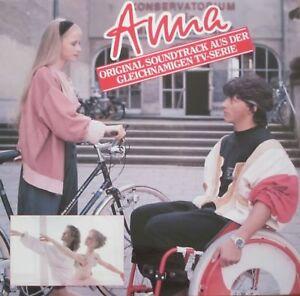 Anna - TV-Serie: Original Soundtrack mit der Musik von Sigi Schwab (Teldec LP) - Hamburg, Deutschland - Anna - TV-Serie: Original Soundtrack mit der Musik von Sigi Schwab (Teldec LP) - Hamburg, Deutschland