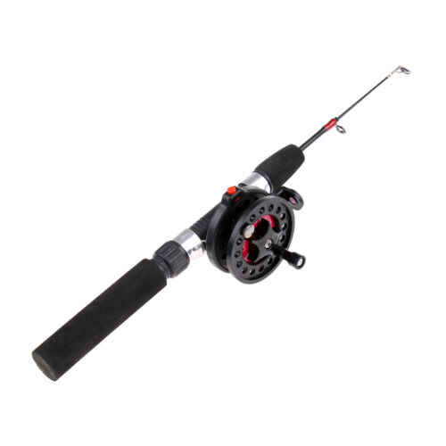 Telescopic Fishing Rod and Reel Combos Full Kit,Mini Travel Fishing Rod Kit