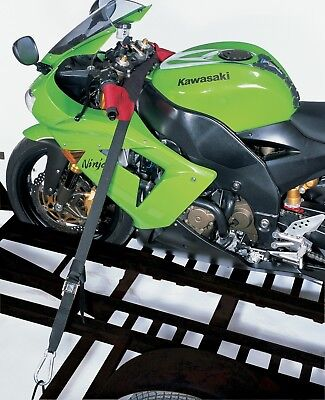 Oxford Motorbike Motorcycle Bar Strap Kit Paintwork Protector Secure OX747