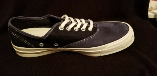 81f173fcfcc CONVERSE JP JACK PURCELL SIGNATURE CVO OX Mens 153594C Inked Egret NEW size  9.5
