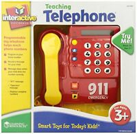 Learning Resources Teaching Telephone , New, Free Shipping on sale