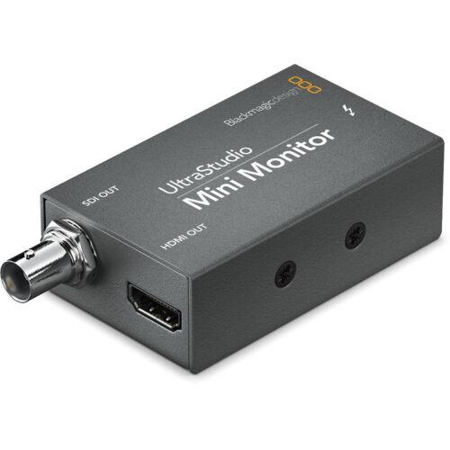 Blackmagic Design UltraStudio Mini Monitor Compact SDI and HDMI Monitor